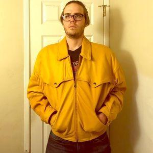 Marc Buchanan x Pelle Pelle Leather Jacket